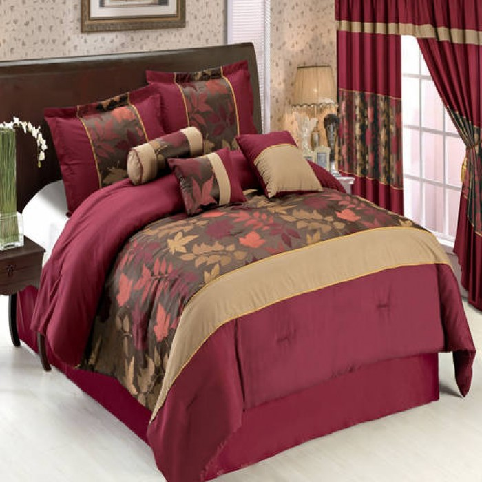 Diana 11-Piece Bed In A Bag