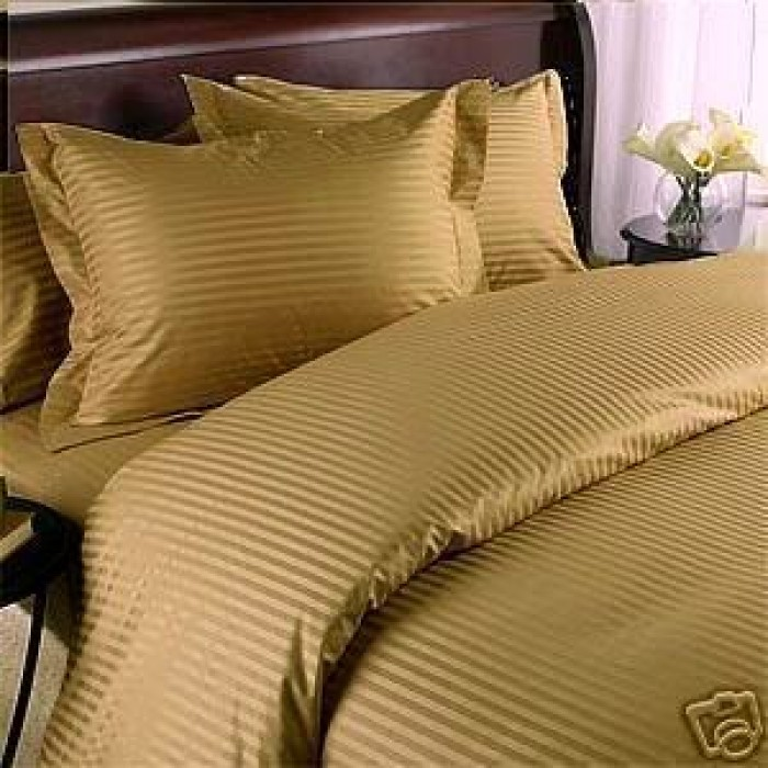 Royal Quality Bedding Collection 1000 TC Egyptian Cotton AU Size Ivory Solid